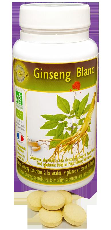 Ginseng-Blanc-Bio-Comprimes-Phytoaura
