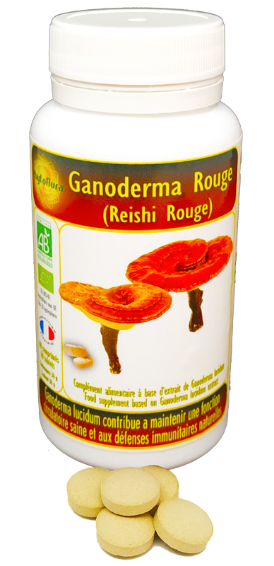 Ganoderma-Rouge-Bio-Comprimes-Phytoaura
